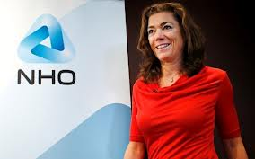 """CEO Kristin Skogen Lund, NHO, suggests labelling aluminium produced in Norway:   """"Solidified renewable energy"""""""