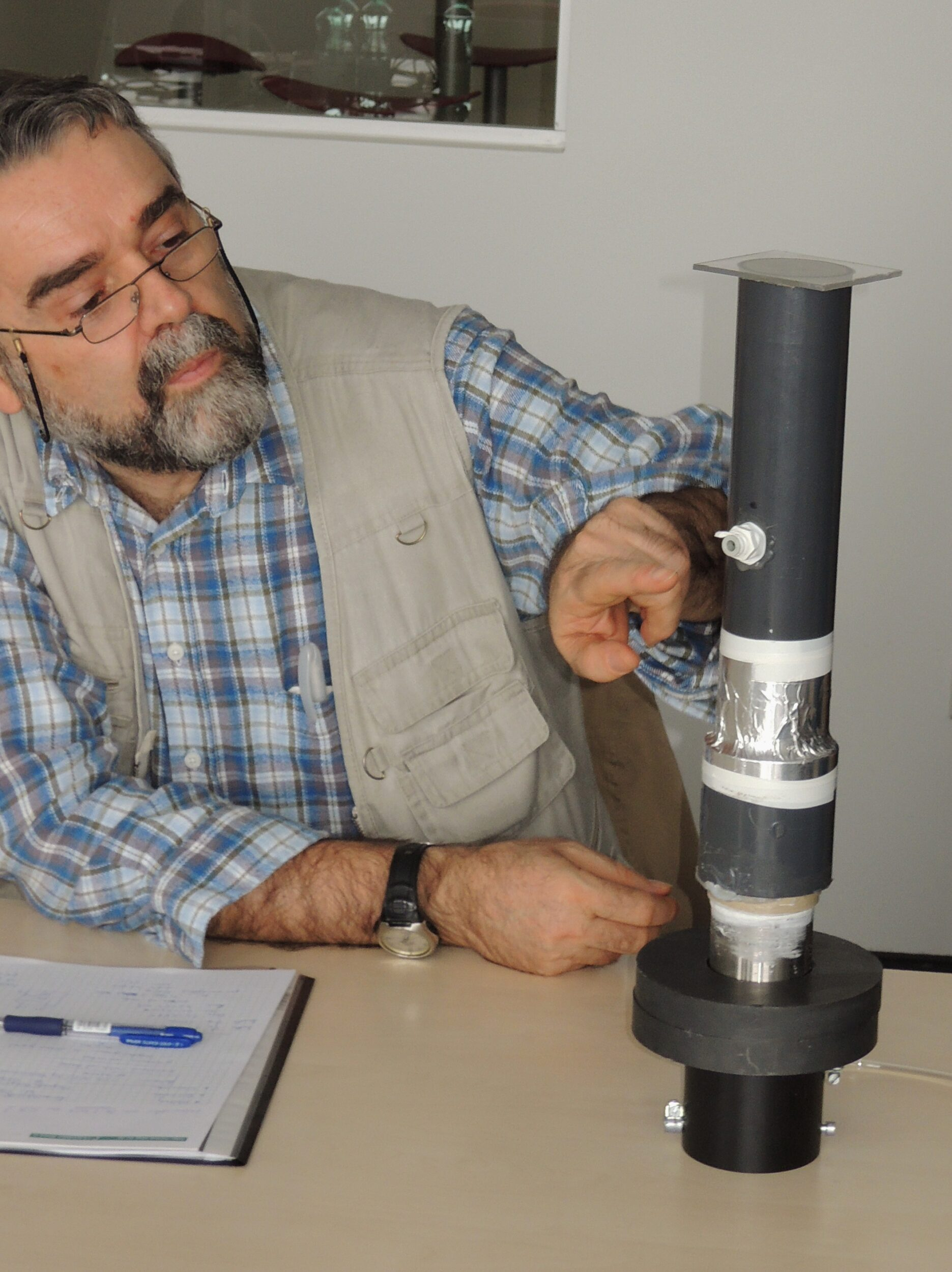Dr. Johann Laimer, Associate Professor at Institut fur Allgemeine Physik at Vienna University of Technology