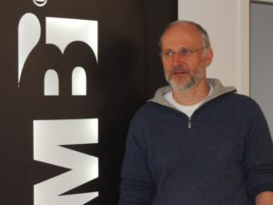 Paal Jahre Nielsen is responsible for R&D at Cambi AS