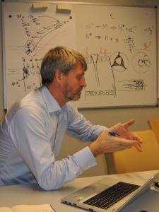Rune Ingels, CEO N2 Applied AS