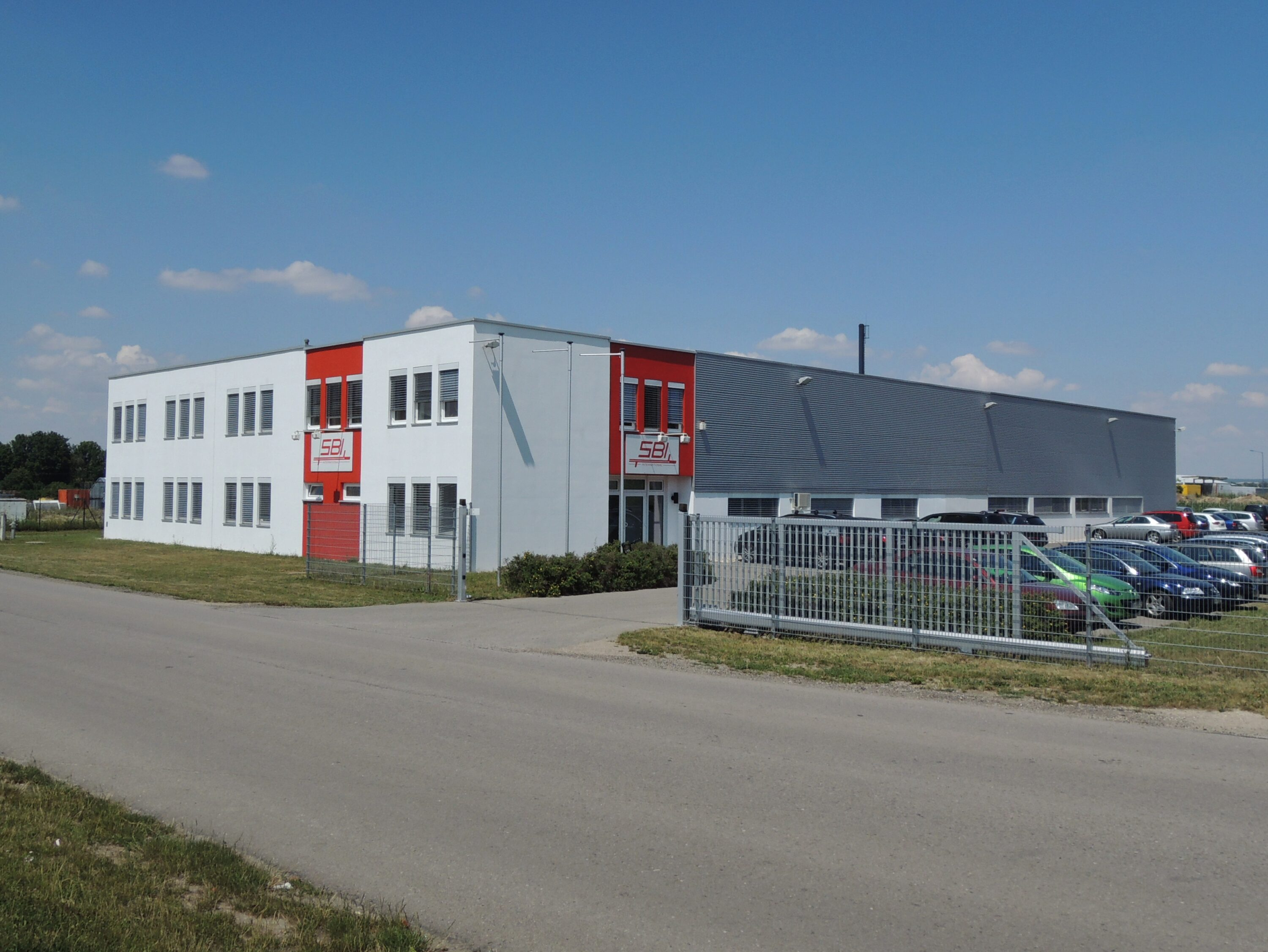 SBI GmbH premises in Hollabrunn, Austria