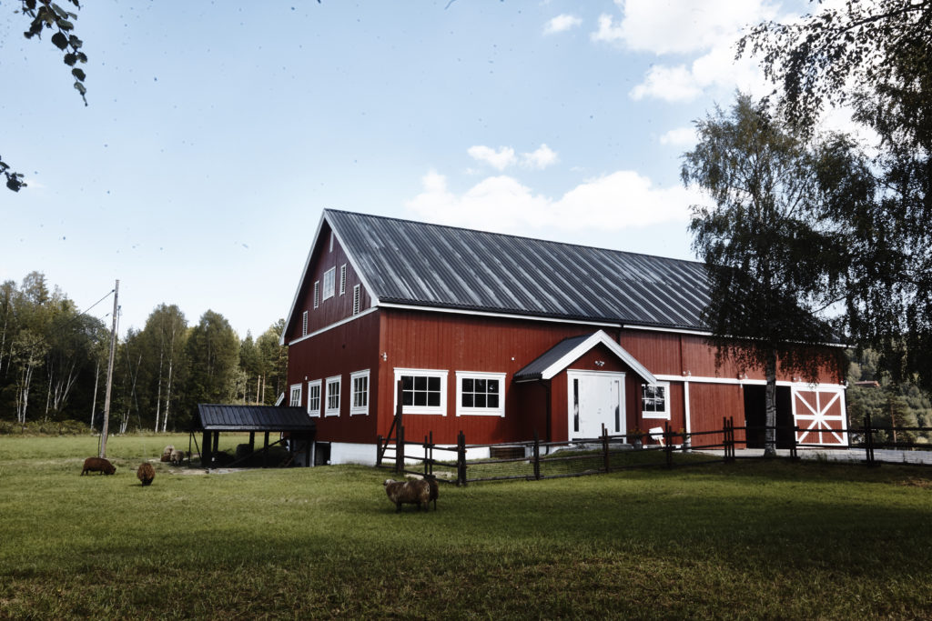 N2 Applied's Norwegian Test center is located in a barn dating back to early 1900.