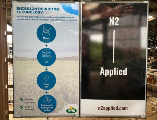 N2 Applied Begins First UK Trial Of Agricultural Emissions Technology