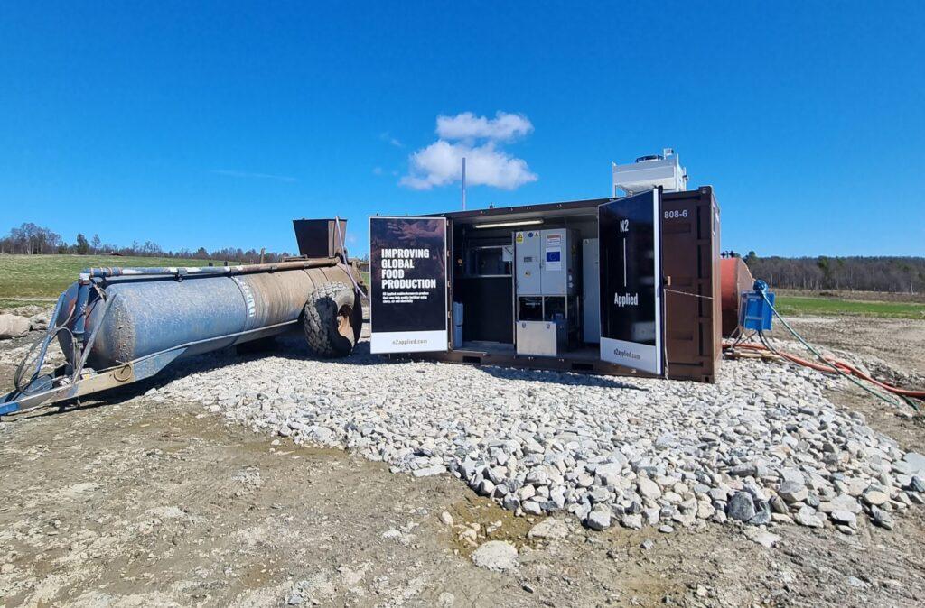 N2 Applied Unit at Galåvolden Gård